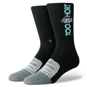 Stance Too $hort Short Rapper Crew Socks